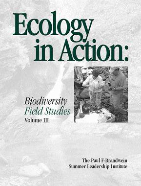 Ecology in Action: Biodiversity Field Studies Volume III
