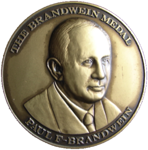 The Paul F-Brandwein Medal